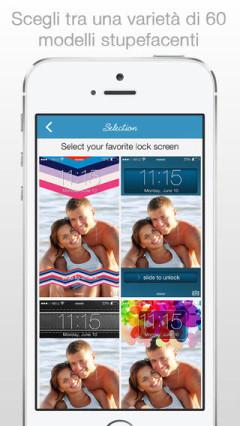 Lockster disegna il tuo blocca schermo per iphone ispazio - Disegna il tuo bagno ...