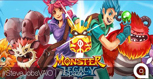 Monster Legacy: un gioco in stile Pokemon, presto su App Store