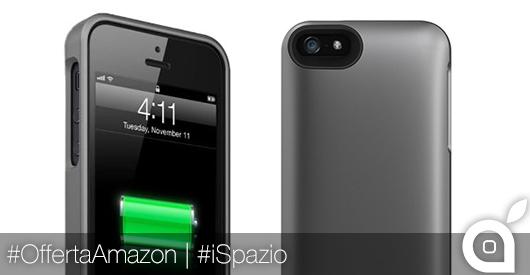 Mophie Helium, la cover-batteria per iPhone 5/5S ora in offerta su Amazon