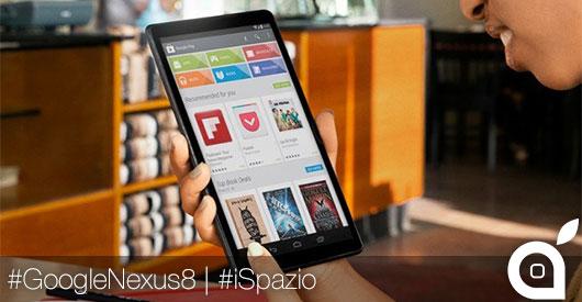 Google lancerà un Nexus da 8 pollici ad aprile?