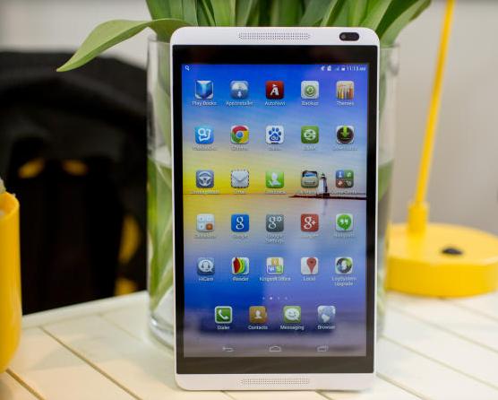 [MWC 2014] Huawei presenta MediaPad M1 tablet con 4G ed SMS