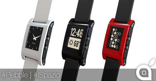 Pebble: arrivano le applicazioni per il famoso smartwatch