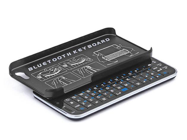 Cover per iPhone 5/5S con tastiera bluetooth integrata, ora a metà prezzo