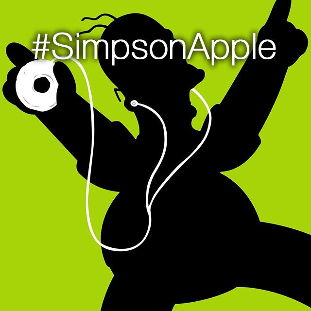 simpson Apple