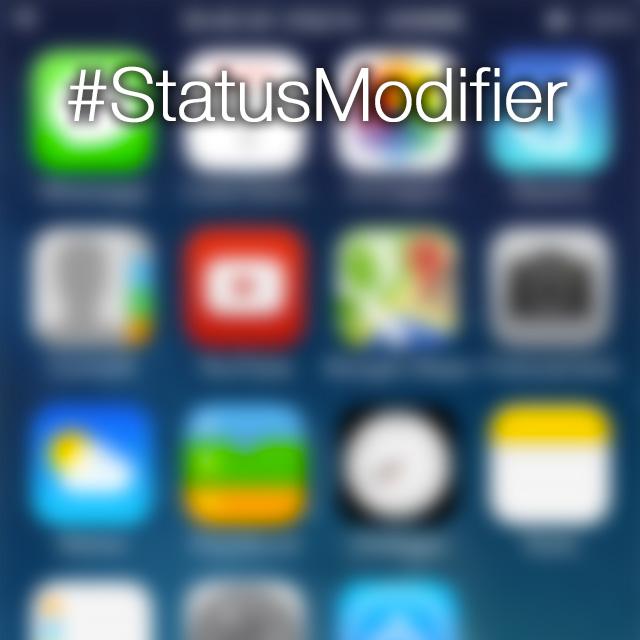 statusmodifier