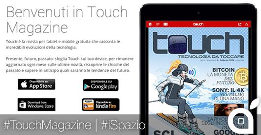 touch magazine
