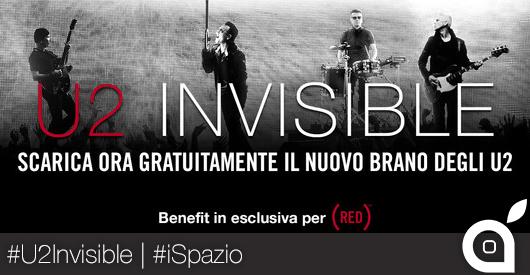 u2 invisible