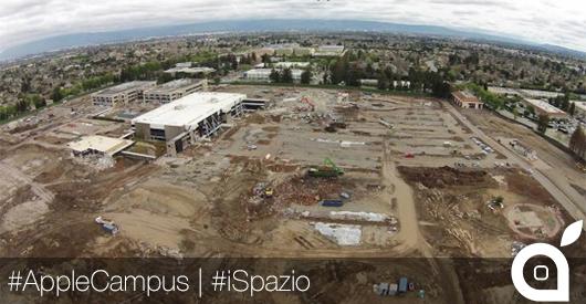 Apple Campus 2: la demolizione dei vecchi stabili è quasi terminata