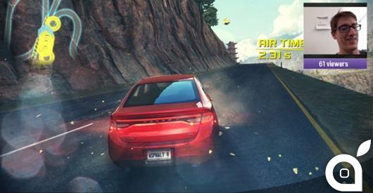 Gameloft annuncia lo streaming per Asphalt 8