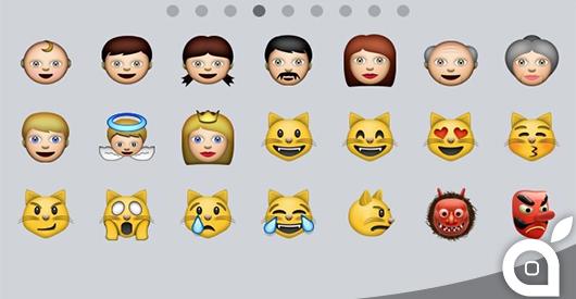 Le emoji di iOS presto diventeranno multietniche