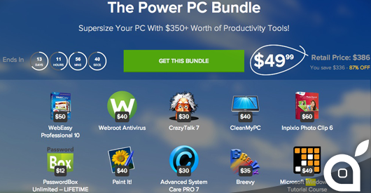 stacksocial power pc bundle