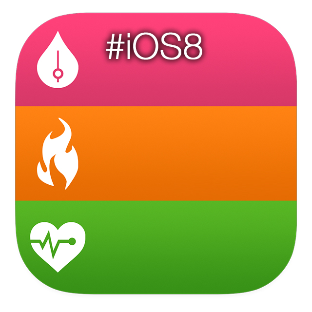 iOS 8: Ecco come sarà Healtbook [AGGIORNATO]