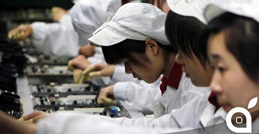 I ricavi di Pegatron aumentano del 22% grazie ad Apple