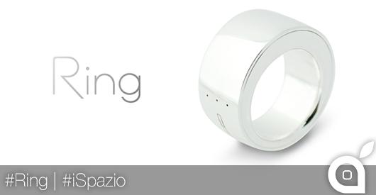 Ring: In arrivo l'anello che si interfaccia con iPhone