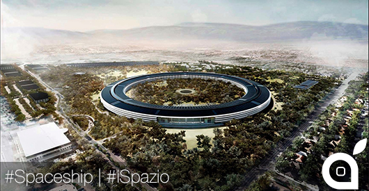 Norman Foster ci racconta meglio il progetto Spaceship di Apple