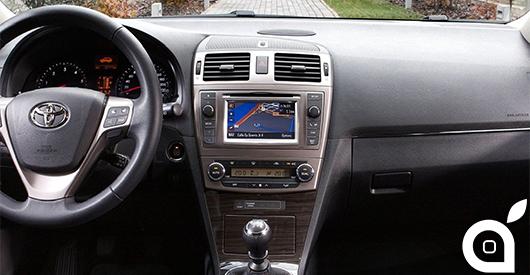 Toyota ritratta: niente più supporto a CarPlay sui suoi veicoli entro il 2015