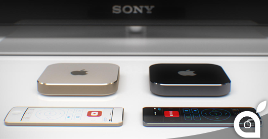 apple tv touch