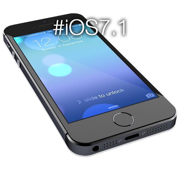 Tutte le novità di iOS 7.1, con i relativi screenshot, raccolte in un unico articolo su iSpazio!