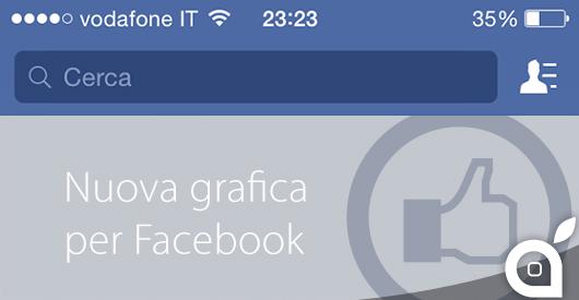facebook new profiles ios app