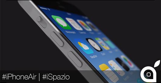 iPhone Air: il prossimo iPhone di Apple potrebbe essere veramente così [Video] | Concept