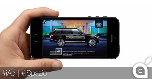 iAd: A breve su iOS le pubblicità si apriranno automaticamente e a tutto schermo all'interno delle applicazioni