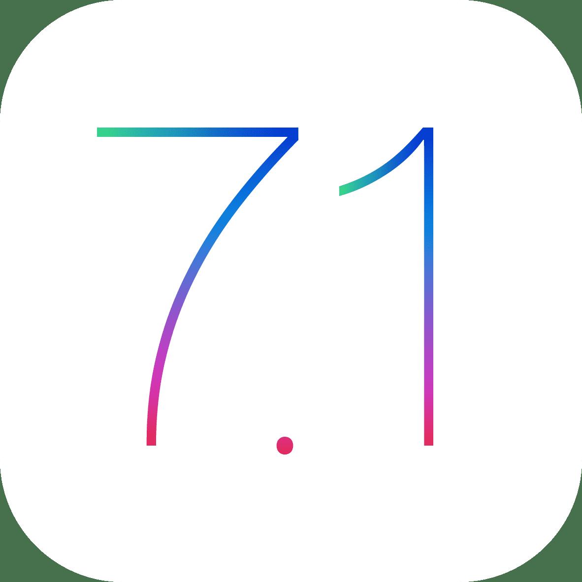 ios 7.1 icon