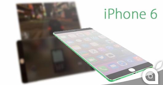 iphone 6 concept doppio schermo