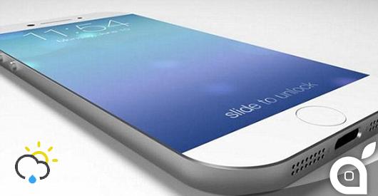 L'iPhone 6 avrà nuovi sensori per misurare la pressione, la temperatura e l'umidità