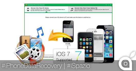 Tenorshare iPhone Data Recovery: il Tool per Recuperare Foto, SMS e Contatti Cancellati su iPhone