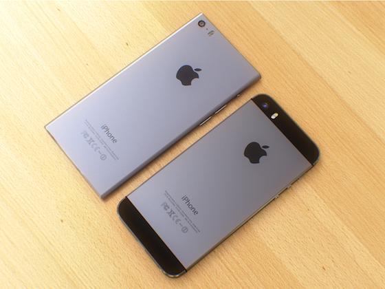 Come sarebbe un iPhone 6 ispirato all'iPod nano? | Concept