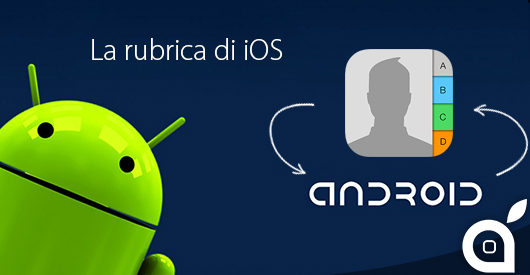 rubrica ios android