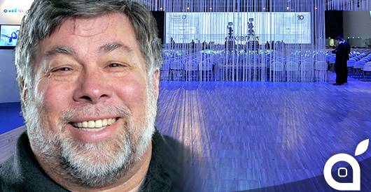 steve wozniak milano world business forum