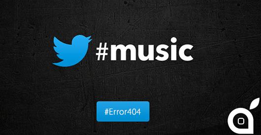 Twitter #music cessa di esistere e l'applicazione viene rimossa dall'App Store
