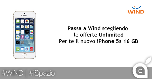 wind iphone 5s