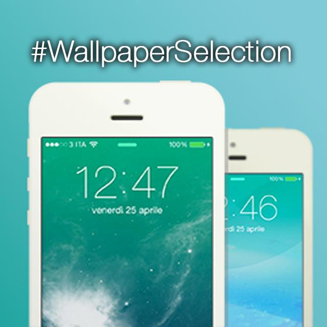 #WallpaperSelection #9: Gratis i nuovi Sfondi selezionati da iSpazio per i vostri iPhone ed iPad [DOWNLOAD]
