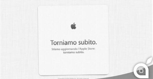 L'Apple Online Store di tutto il mondo è down [AGGIORNATO]