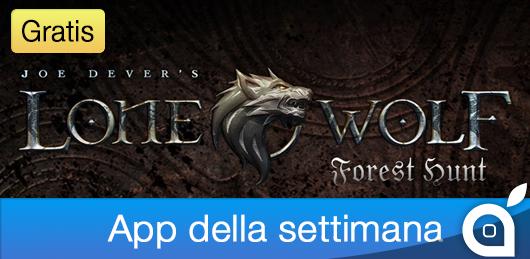 App della Settimana: Apple sceglie Joe Dever's Lone Wolf e la rende gratuita per 7 giorni