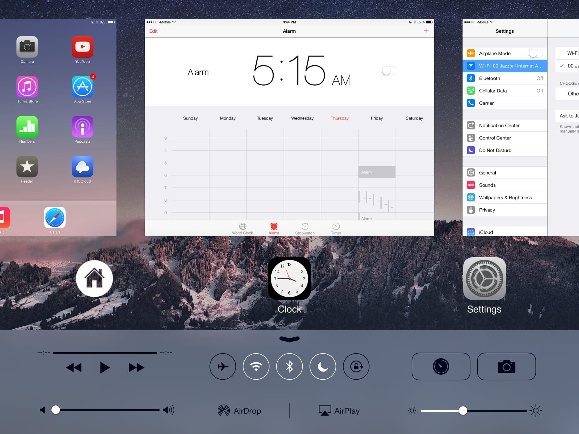 Auxo 2, il tweak che rivoluziona il multitasking, si aggiorna per supportare l'iPad. Ecco un video in azione