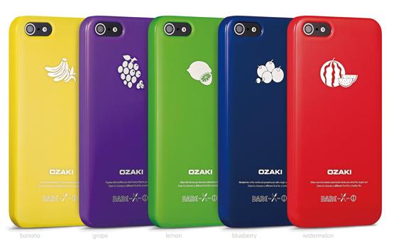 iSpazio prova Ozaki O!coat-Fruit: la 'custodia nutritiva per iPhone' sottile e colorata