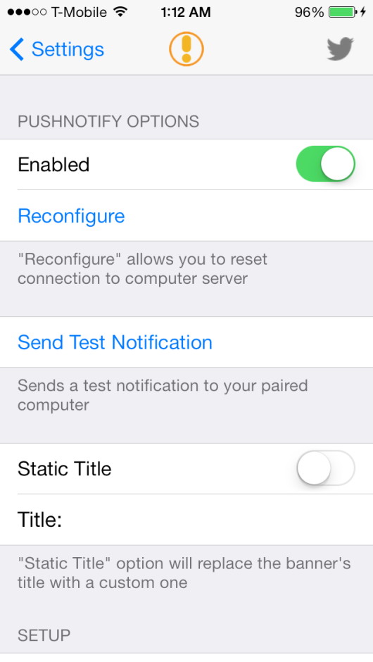 Push-Notify-Settings