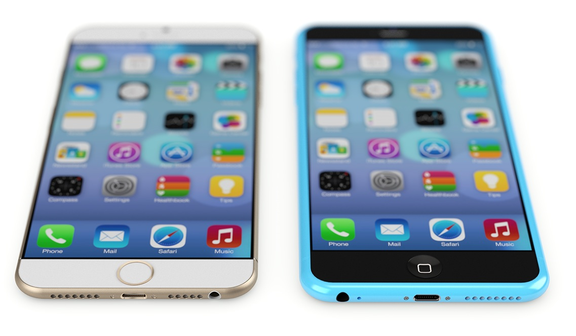 Nuovi rendering mostrano l'iPhone 6S e l'iPhone 6C | Concept [Video]