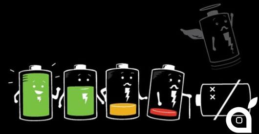 Le batterie di Samsung Galaxy S4, galaxy S5 e iPhone 5S messe a confronto