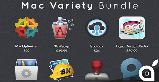 Migliorare l'efficienza del proprio Mac con soli 28€ anziché 228$ grazie al Mac Variety Bundle 6.0