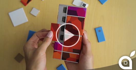 Google Project Ara: rilasciato il primo Module Developer Kit per realizzare i blocchi dello smartphone più innovativo del secolo [Video]