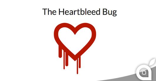 Apple assicura che iOS, OS X, iCloud ed iTunes Store non sono vulnerabili all'HeartBleed Bug