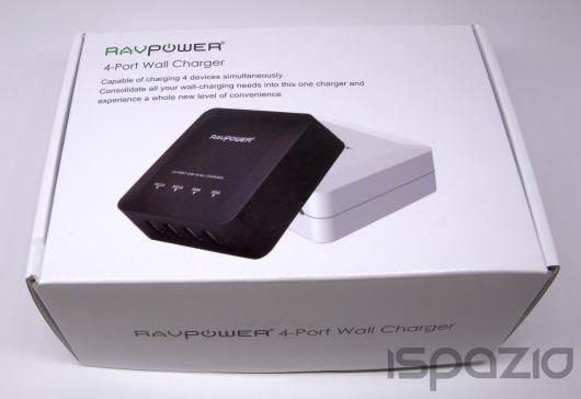 iSpazio-MR-RAVPower-caricatore USB-0