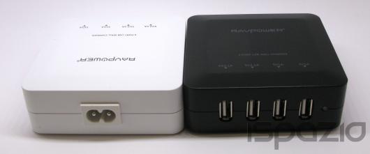 iSpazio-MR-RAVPower-caricatore USB-6
