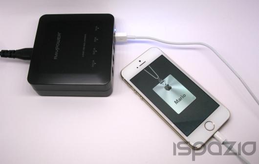 iSpazio-MR-RAVPower-caricatore USB-8