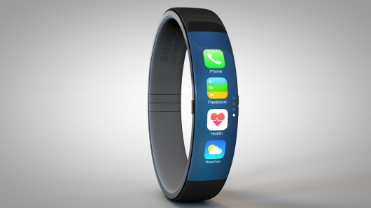 iWatch-FuelBand