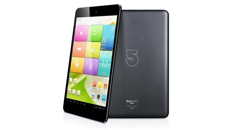 iFive Mini 3: un iPad Mini Retina Display con Android KitKat 4.4.2 a soli 130 euro | iSpazio Product Review